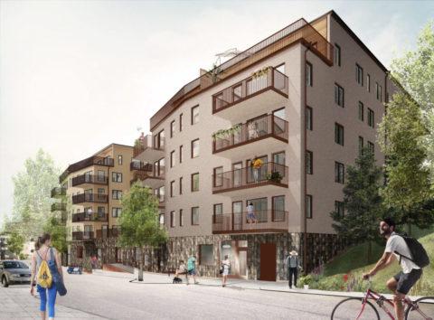 Nyproduktion Stockholm, Nyproduktion Sundbyberg, säljstart, nybygge, nybyggnation