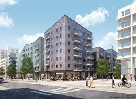 nyproduktion stockholm, nybyggnation, nyproduktion täby, säljstart