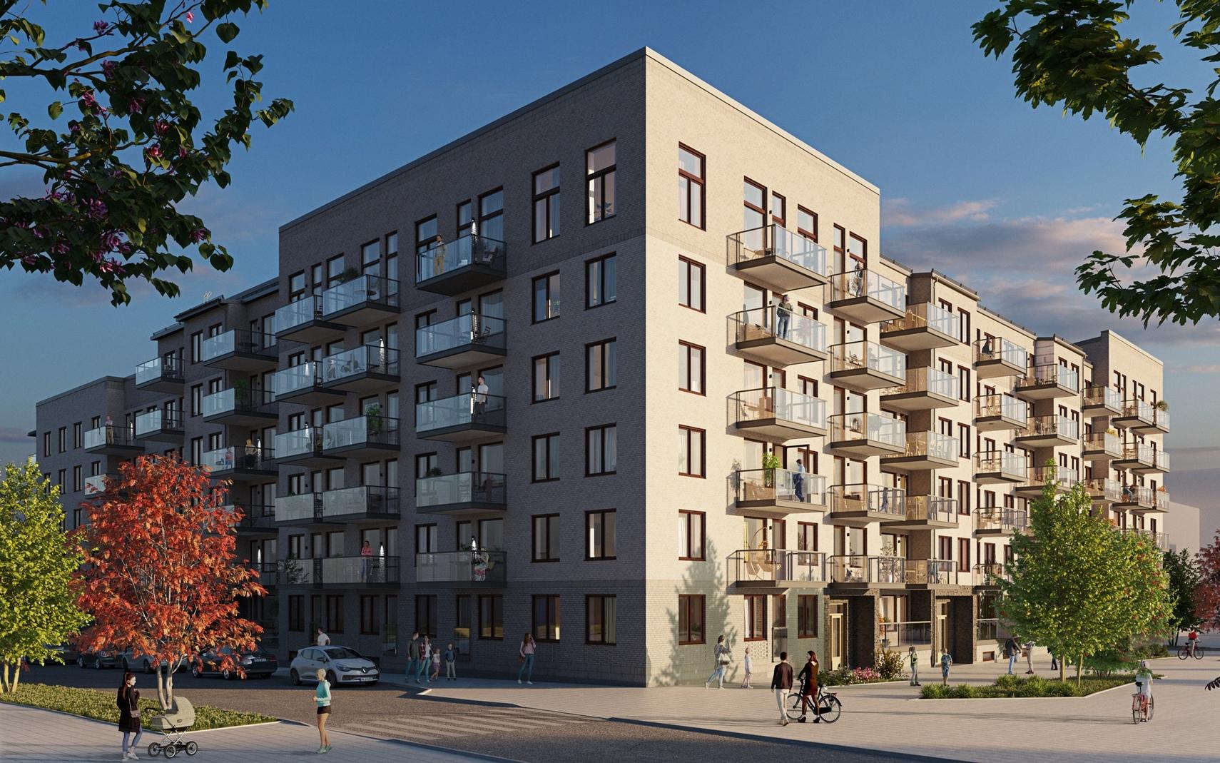 nyproduktion barkarby, nyproduktion stockholm