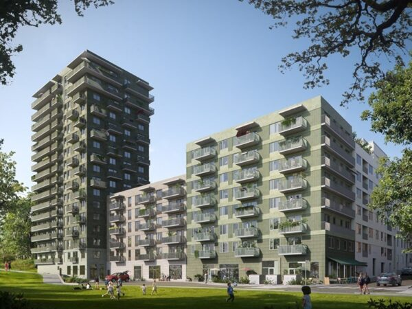Nyproduktion Midsommarkransen, nyproduktion stockholm